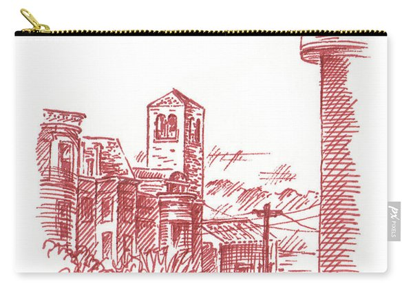 Streets Of San Francisco Chestnut St Carry-all Pouch