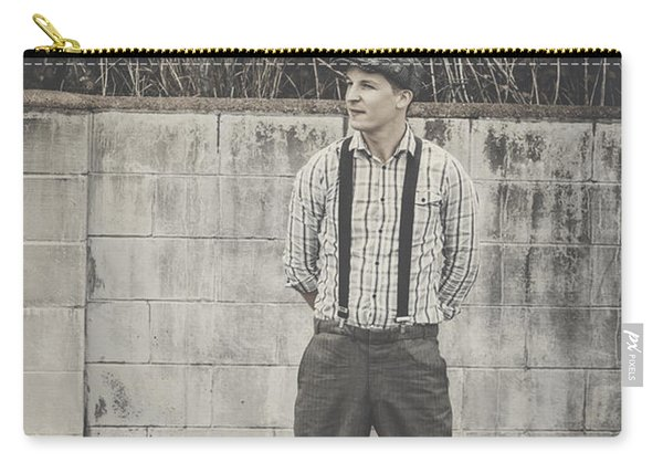 Streets Of Yore  Carry-all Pouch