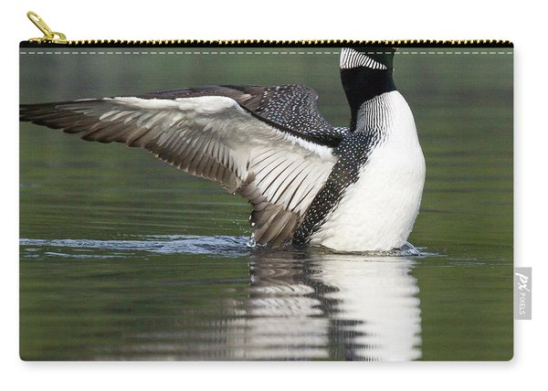 Stretching My Wings Carry-all Pouch