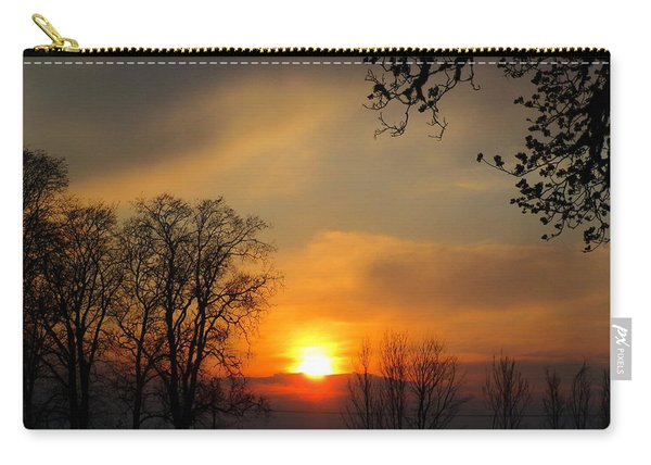 Striking Beauty Carry-all Pouch