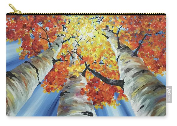 Striking Fall Carry-all Pouch