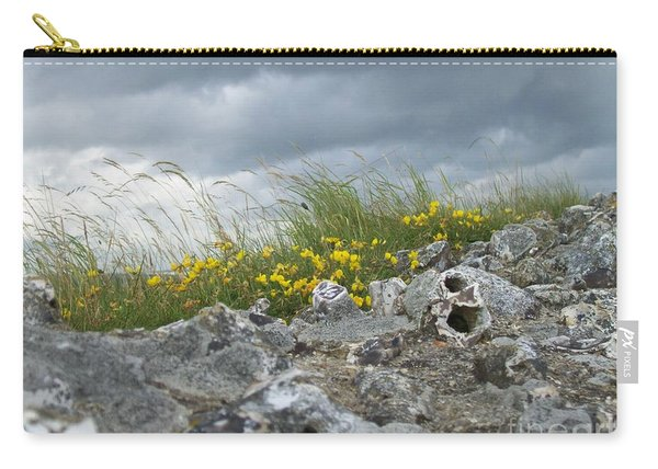 Striking Ruins Carry-all Pouch