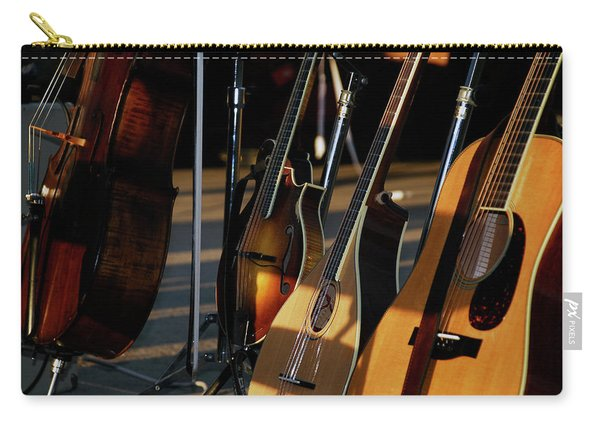 String Imstruments Carry-all Pouch