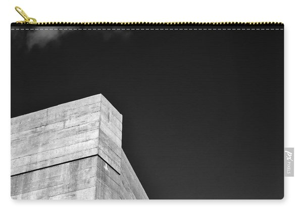 Strong Contrast Wall - Madison - Wisconsin Carry-all Pouch