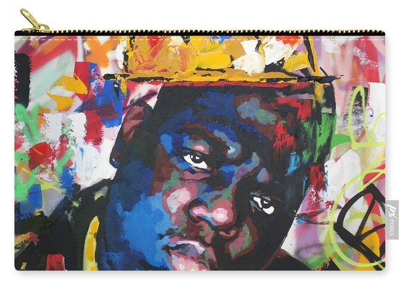 Biggie Smalls Carry-all Pouch