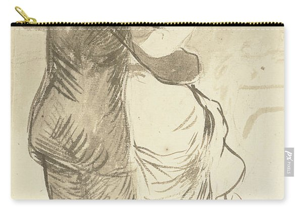 Study For Countryside Dance Carry-all Pouch