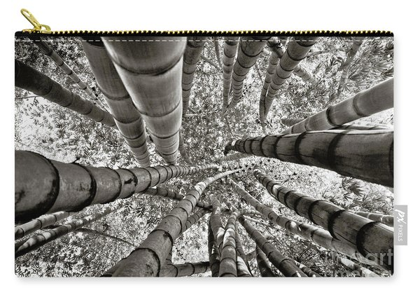 Stunning Bamboo Forest Carry-all Pouch