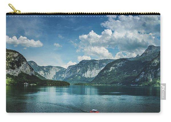 Stunning Lake Hallstatt Panorama Carry-all Pouch