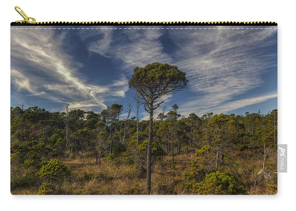 Stunted Ancient Forest Carry-all Pouch