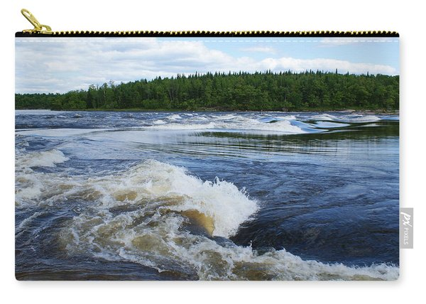 Sturgeon Falls Manitoba Carry-all Pouch