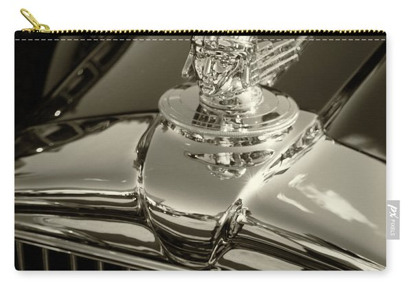 Stutz Hood Ornament Carry-all Pouch