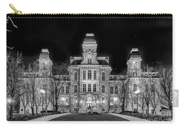 Su Hall Of Languages Carry-all Pouch