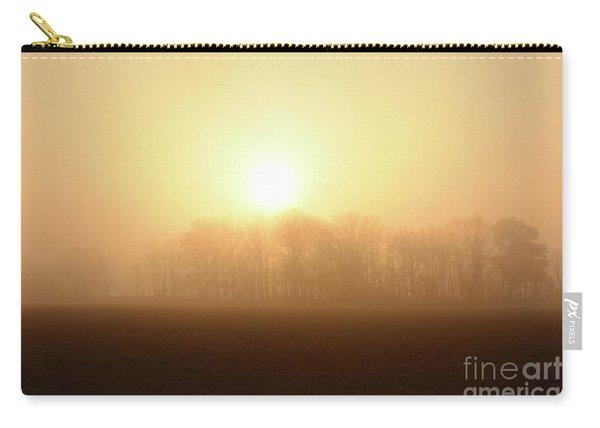 Subtle Sunrise Carry-all Pouch