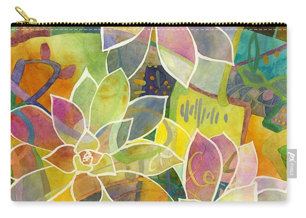 Succulent Mirage 1 Carry-all Pouch
