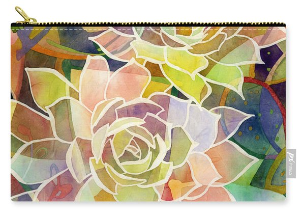 Succulent Mirage 2 Carry-all Pouch