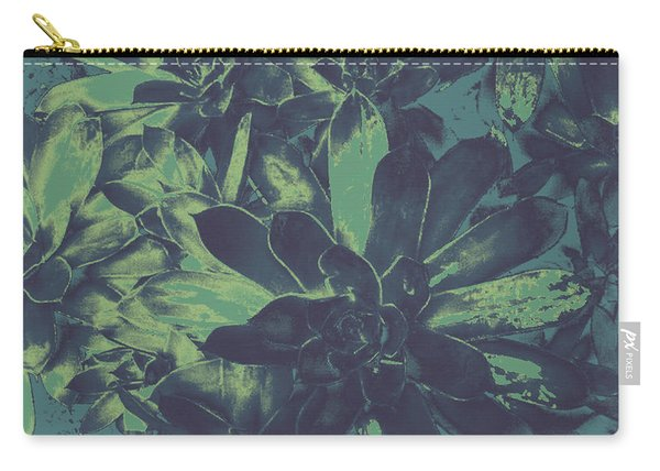 Succulents #2 Carry-all Pouch
