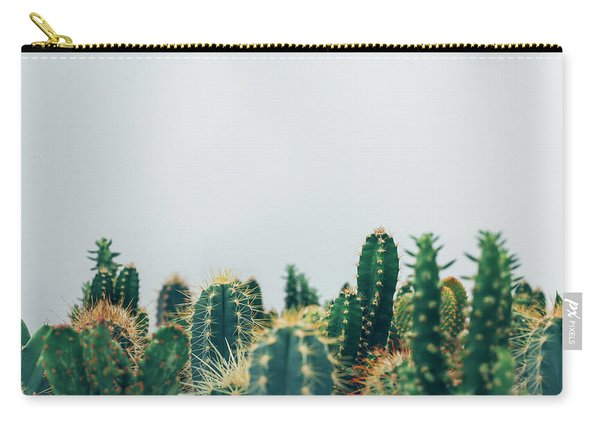 Succulents Carry-all Pouch