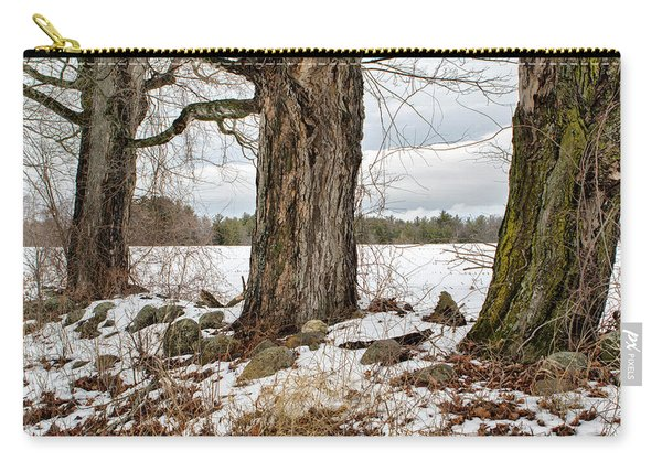 Sugar Maples  Carry-all Pouch