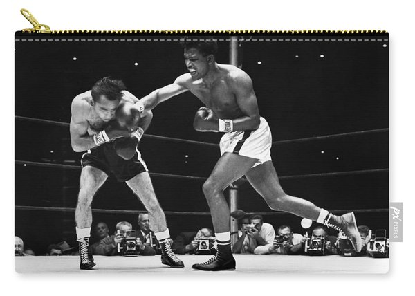Sugar Ray Robinson Carry-all Pouch
