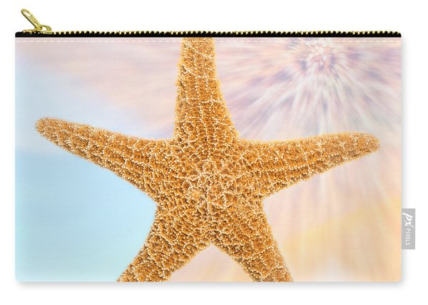 Sugar Starfish Carry-all Pouch