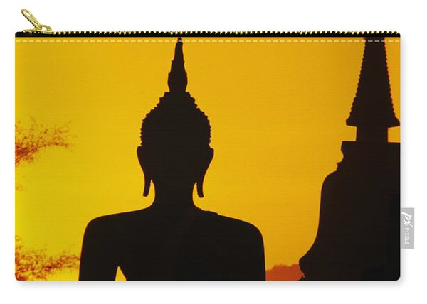 Sukhothai Temple Carry-all Pouch