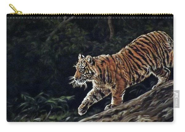 Sumatran Cub Carry-all Pouch