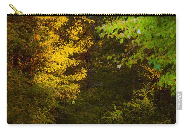 Summer And Fall Collide Carry-all Pouch