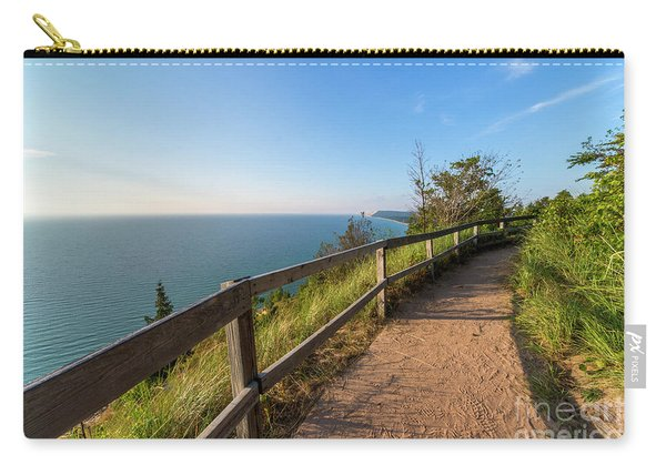 Summer At Empire Bluff Carry-all Pouch