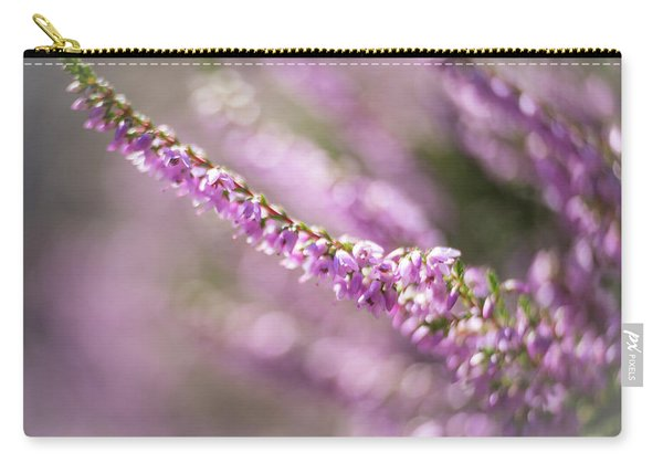 Summer Breezes Through The Heather Carry-all Pouch
