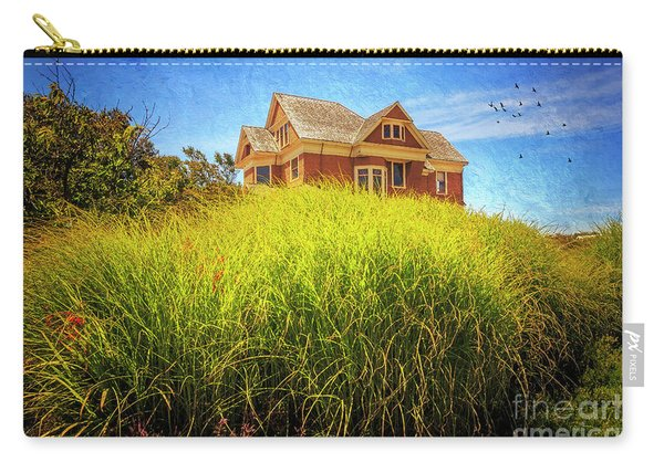 Summer Day In Fort Bragg Carry-all Pouch