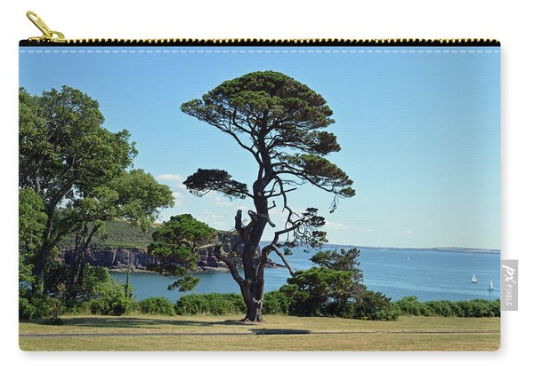Summer Dunmore East Carry-all Pouch