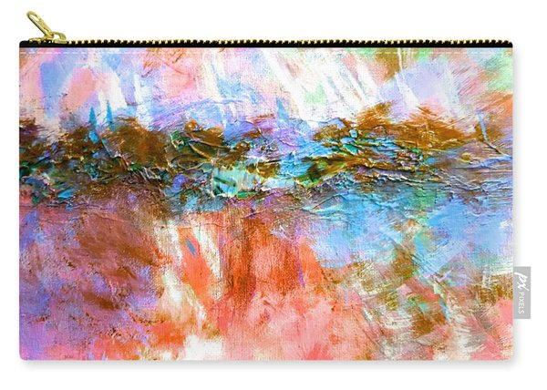 Summer Hues Carry-all Pouch