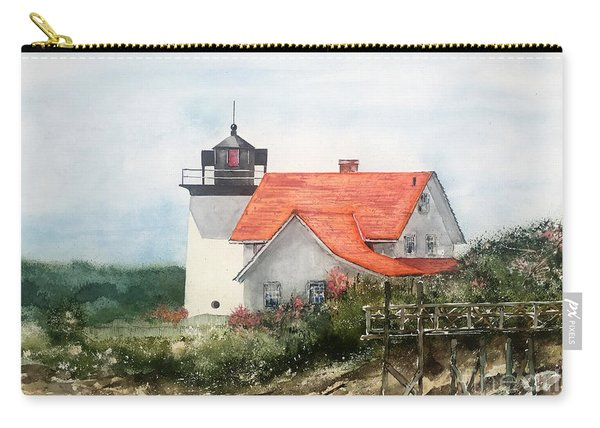 Summer In Maine Carry-all Pouch