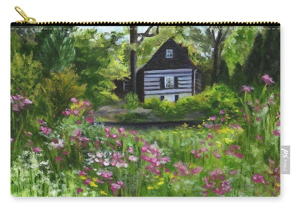 Summer In Waterford Carry-all Pouch