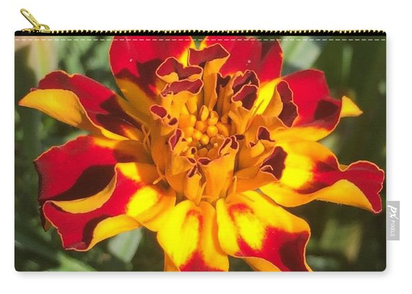 Summer Marigold Carry-all Pouch