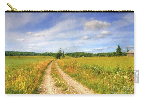 Summer Meadows Carry-all Pouch