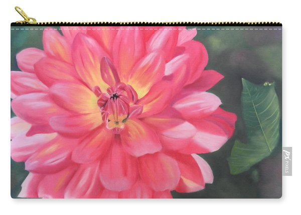 Summer Pinks Carry-all Pouch