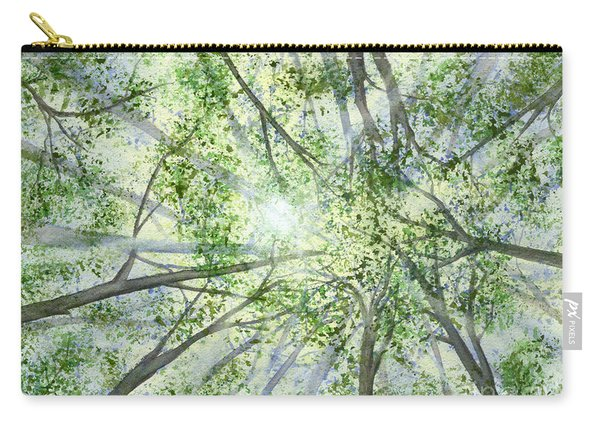 Summer Rays Carry-all Pouch