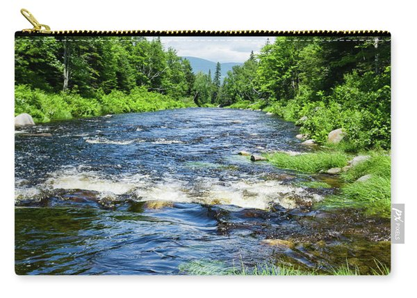 Summer Scene Rangeley Maine  -70742 Carry-all Pouch