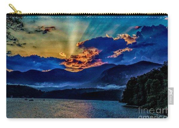 Summer Sundown Carry-all Pouch