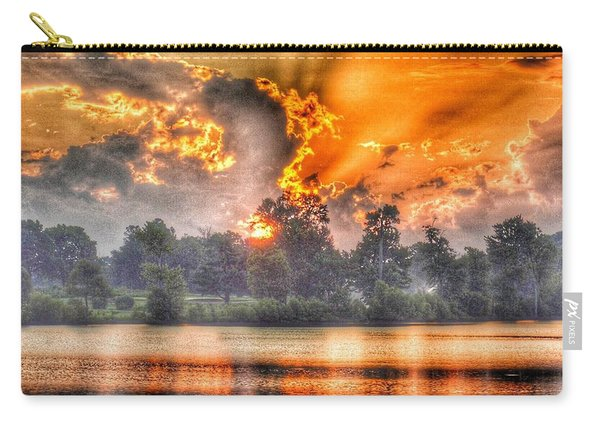 Summer Sunrise Number 1 - 2019 Carry-all Pouch