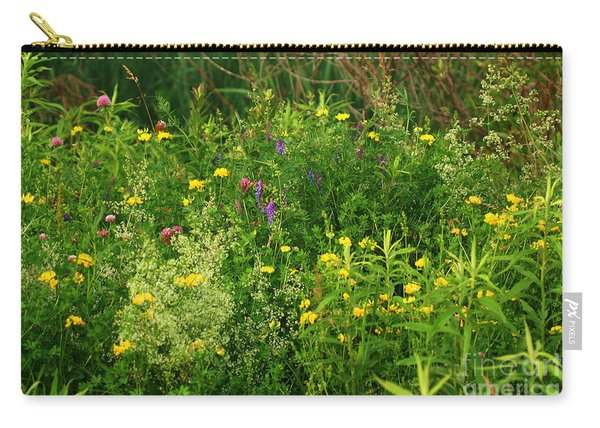 Summer Wildflowers Carry-all Pouch