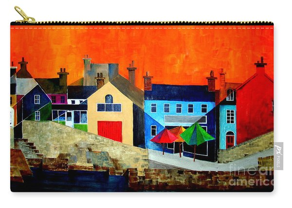 The Bulman, Summercove, West Cork Carry-all Pouch