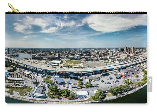 Summerfest Panorama Carry-all Pouch