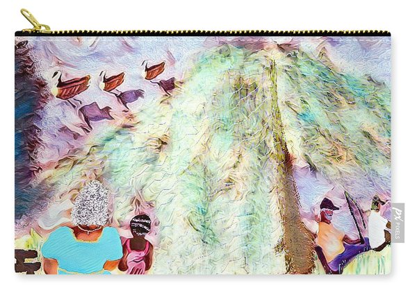 Summers On The Anacostia  Carry-all Pouch
