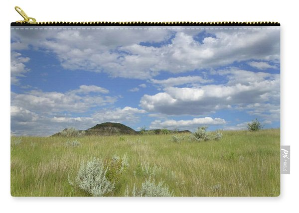 Summertime On The Prairie Carry-all Pouch