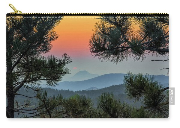 Sun Appears Carry-all Pouch