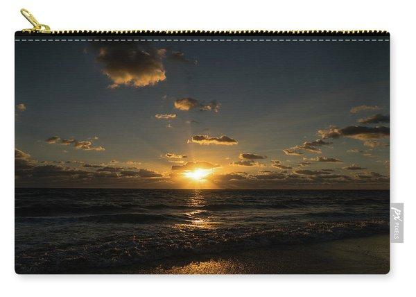 Sun Beam Sunrise Delray Beach Florida Carry-all Pouch