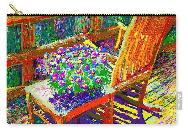 Sun Dance On Deck Carry-all Pouch