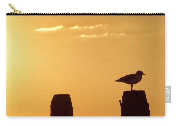 Sun Is Rising Carry-all Pouch